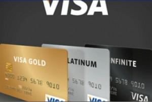 Visa card range