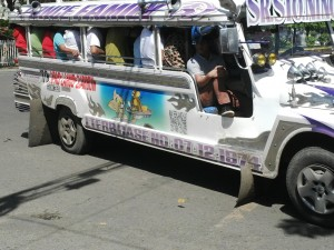 Cebu City - Jeepney courtesy of @sportskenya