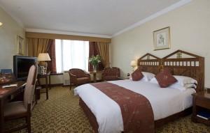 Serena standard deluxe double room