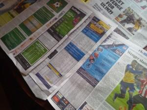 Sports Betting in Kenya