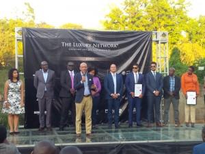 LuxuriousKenya launch