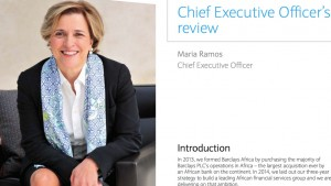 Barclays Africa CEO