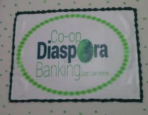 Coop Bank Diaspora cake