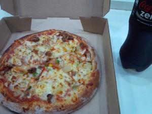 Ragin Cajun at Naked Pizza Kenya