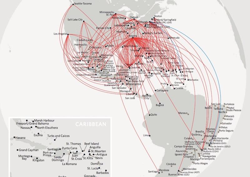 Kenya Airways and Delta codeshare